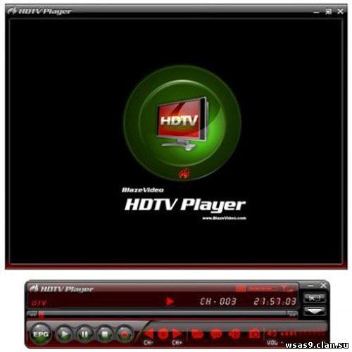 Всё что нужно Веб-мастеру. BlazeVideo HDTV Player Professional v 6.6. домо